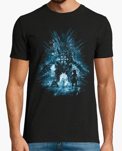 T-shirt biostorm - blu