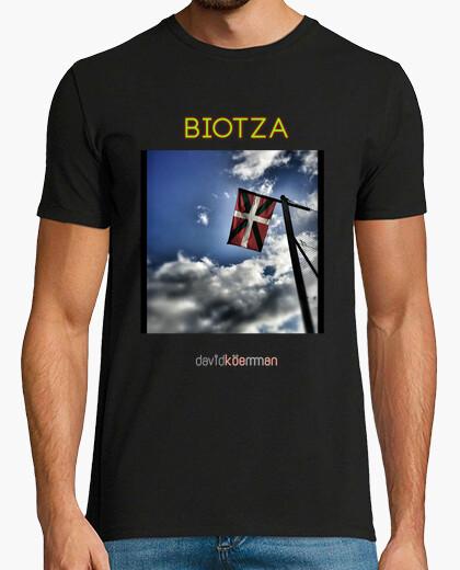 Camiseta BIOTZA