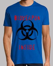 Bioweapon - Biohazard - Camiseta