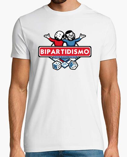Camiseta Bipartidismo