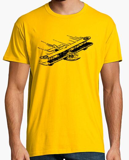 Camiseta Biplano