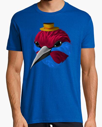 Camiseta Bird Two Hombre