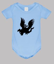 Birdramon Black&Blue