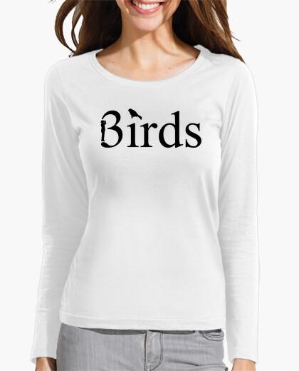 Birds (woman) t-shirt