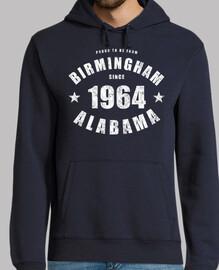 Birmingham Alabama since 1964