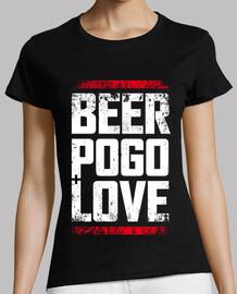 birra, pogo e amore sporco nero