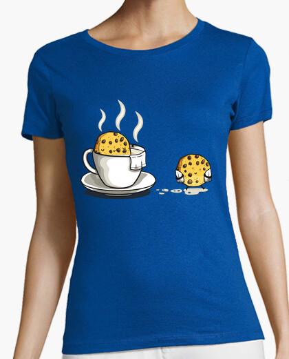 T-shirt biscotti bagno
