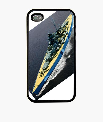 Bismarck Sailing Funda iPhone 4