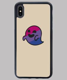Bisper Bisexual Ghost. Funda iPhone XS MAX