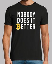 bitcoin divertido, nadie lo hace mejor