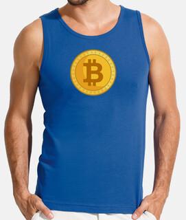 Bitcoin Flat Design
