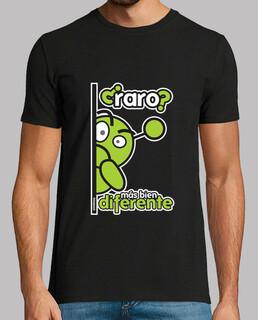 bizarre? - (b)