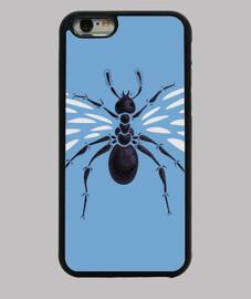 bizarre vol abstrait fourmi