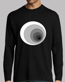 Black and White Circles