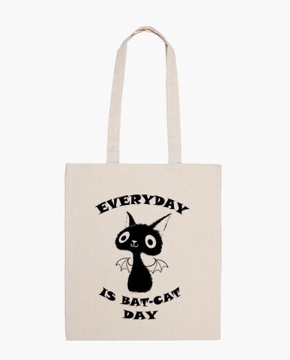 Borsa black cat - big bag