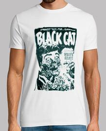 Black Cat horror comic