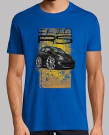Black Clio III background