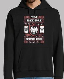 black eagles sweater