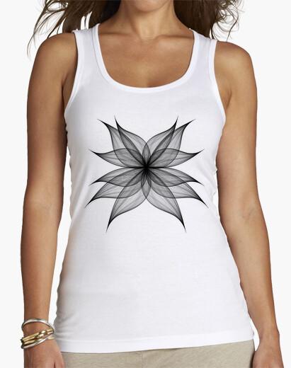 Camiseta Black Flower of Power