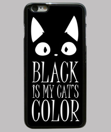 Black is my Cat's color