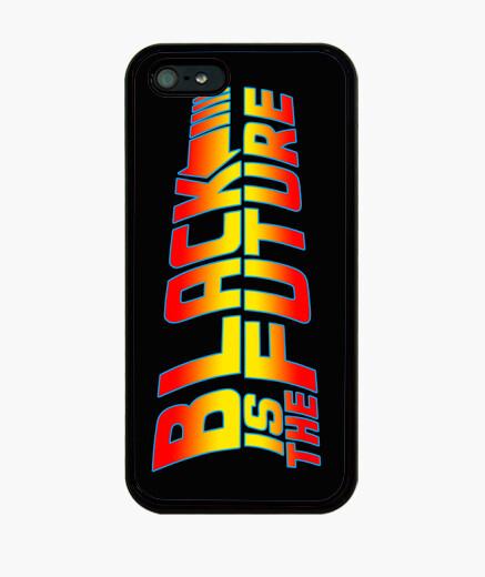 Black is the Future Funda Iphone