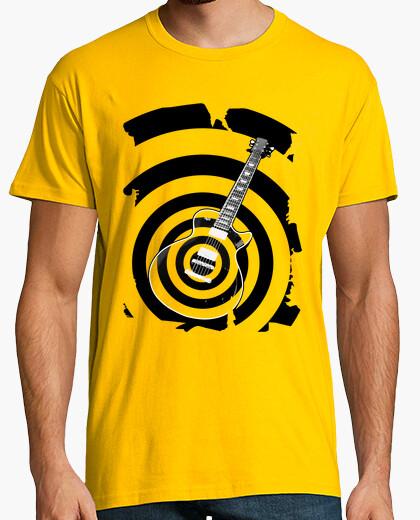 Camiseta Black Label Guitar