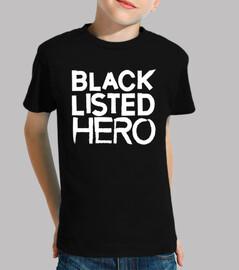 Black Listed Hero