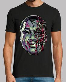 Black man zombie