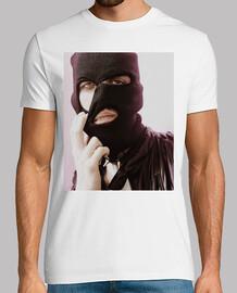 Black mask - rubenxwhite