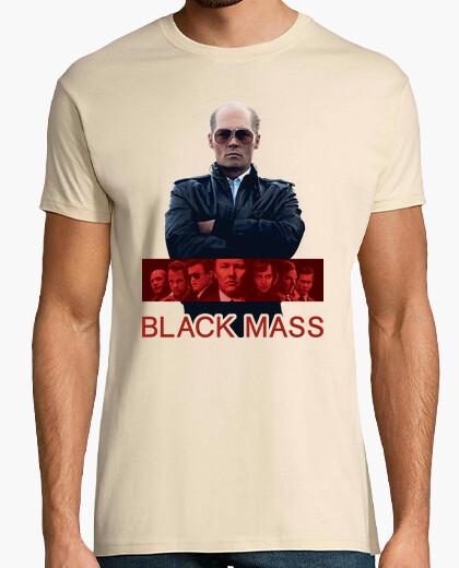 Camiseta Black Mass: Estrictamente Criminal