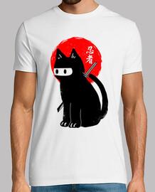 black ninja cat