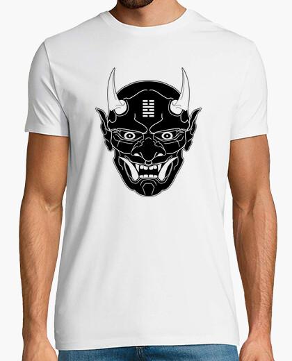Camiseta Black Oni V2 manga corta chico