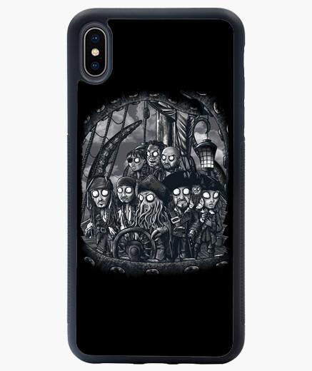 Black pearl iphone xs max case