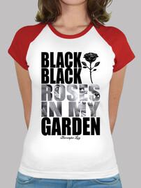 BLACK ROSES GIRL
