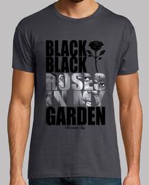 BLACK ROSES GREY
