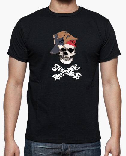 Camiseta Black Sails White