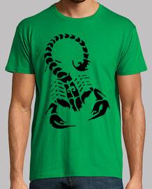 Black scorpion...