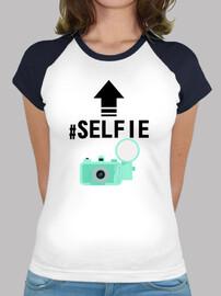 black #selfie