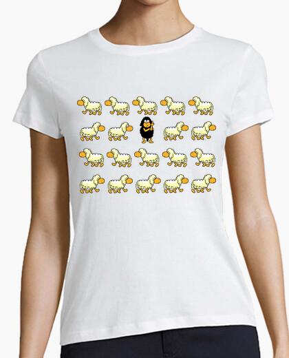 Tee-shirt black sheep - être différent