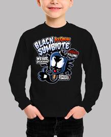 Black Symbiote Ice Cream