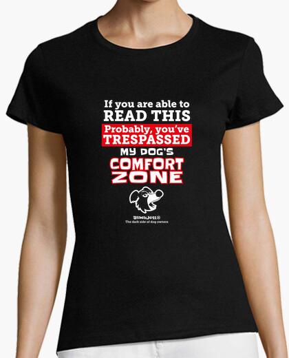 Blackjett- comfort zone t-shirt