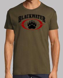 Blackwater logo negro