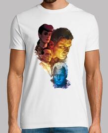 Blade Runner Alternative. Camisa