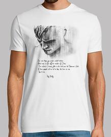 Blade Runner, like tears in rain. Camisa