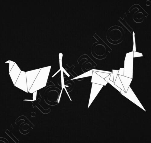 Blade Runner Origami T Shirt 878073 Tostadora