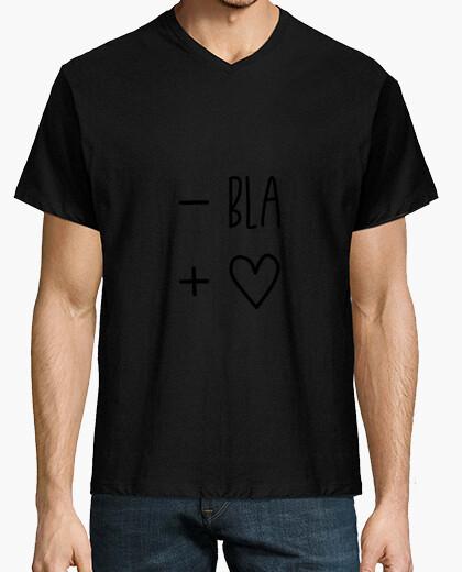 Tee-shirt blah