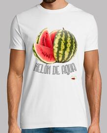 Blanc melon d'eau