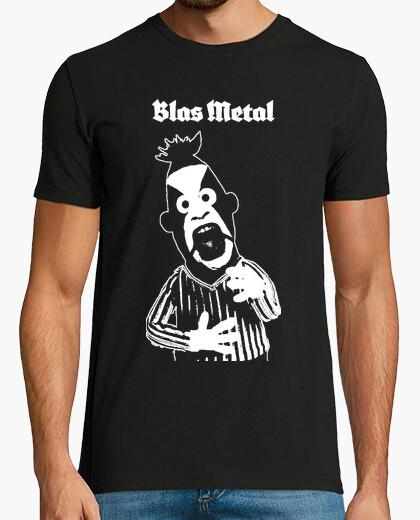 Camiseta Blas Metal