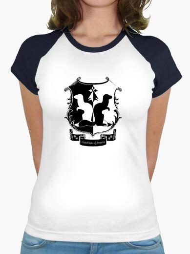 Tee-shirt Blason Hermines