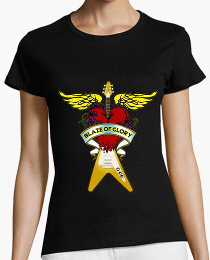 Camiseta Blaze Of Glory